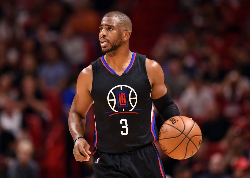 3 Players The New York Knicks Should Pursue In Free Agency ... Chris Paul Heat