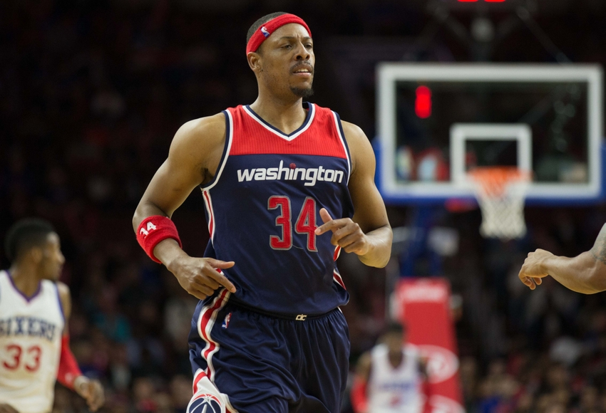 super popular cbbad c10af NBA Rumor: Paul Pierce to choose between Clippers, Wizards