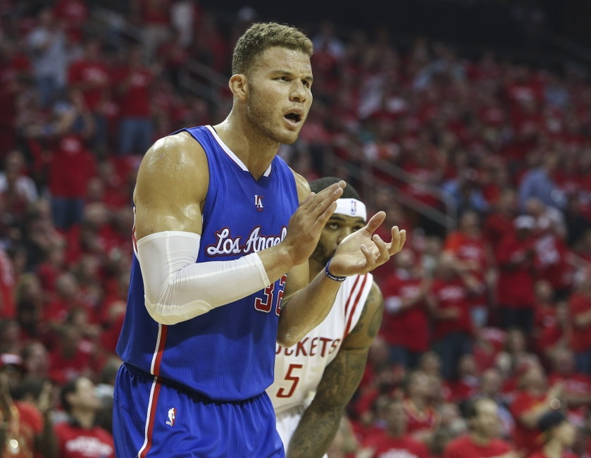 1b62a3b3487 Blake Griffin says Clippers  new team is starting to gel already