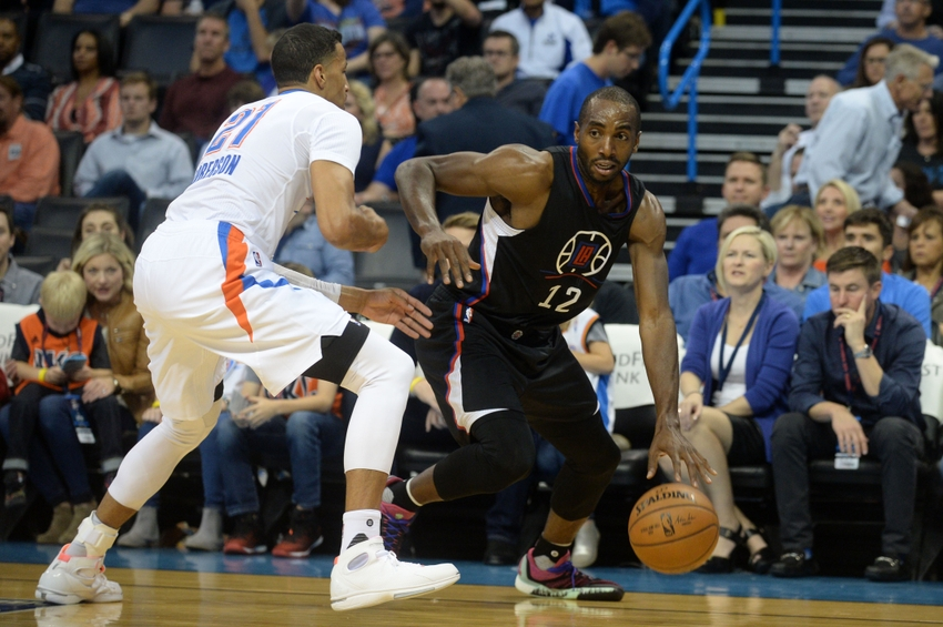 La Clippers Player Grades First 30 Games Of 2016 17 Nba