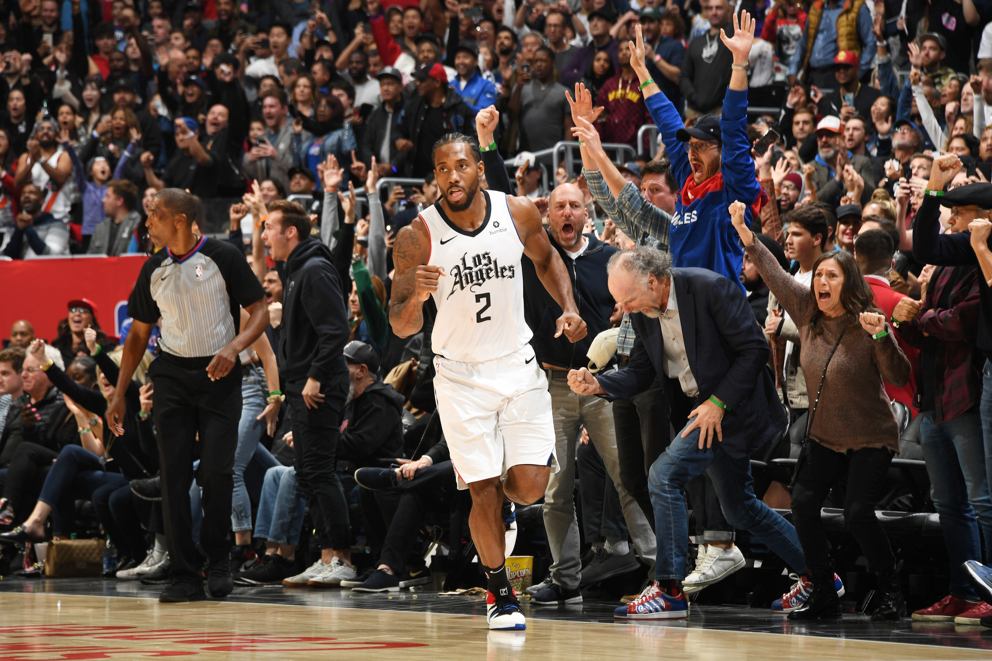 Three takeaways from the LA Clippers' comeback win over Rockets