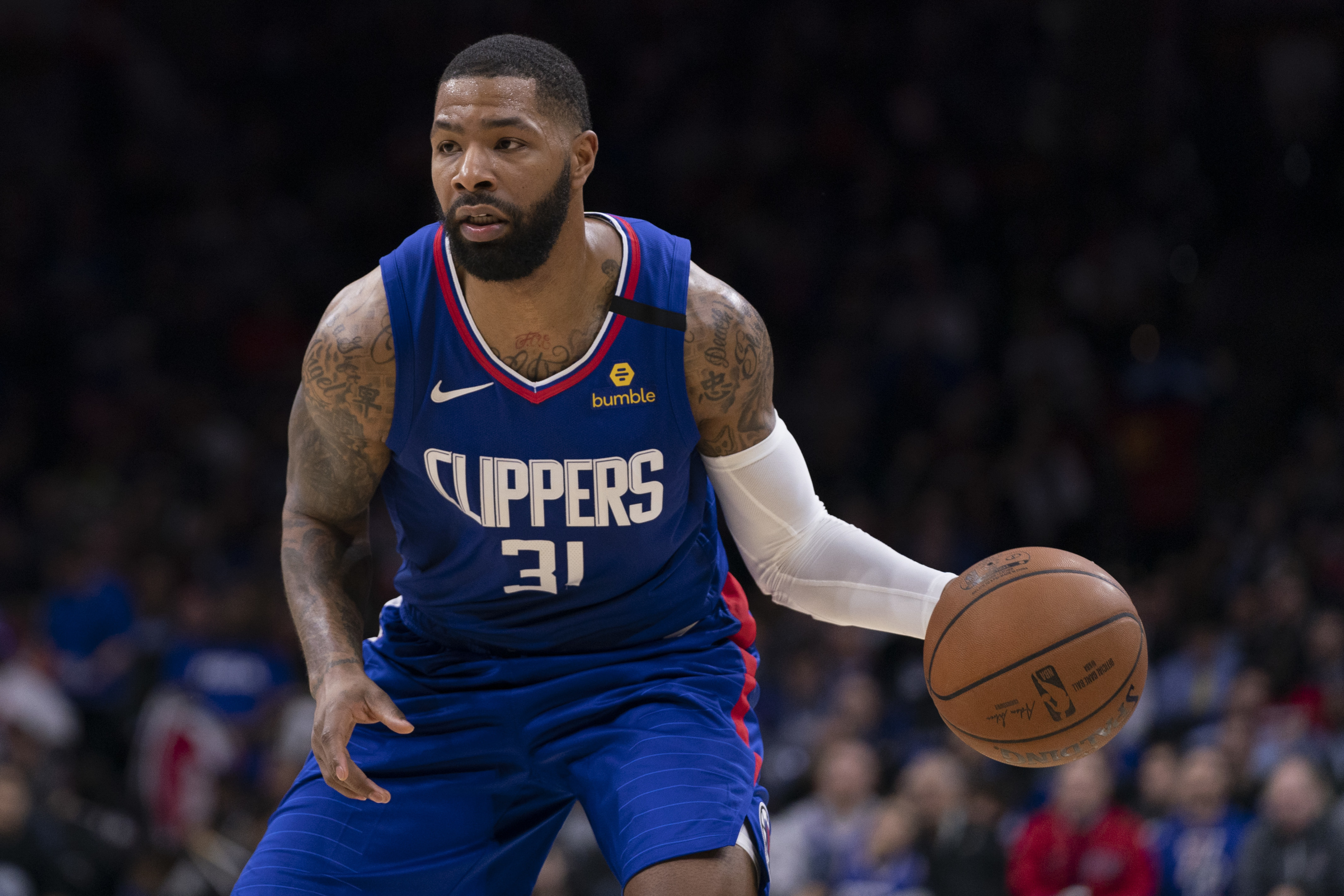 LA Clippers can afford missed time with Reggie Jackson & Marcus Morris
