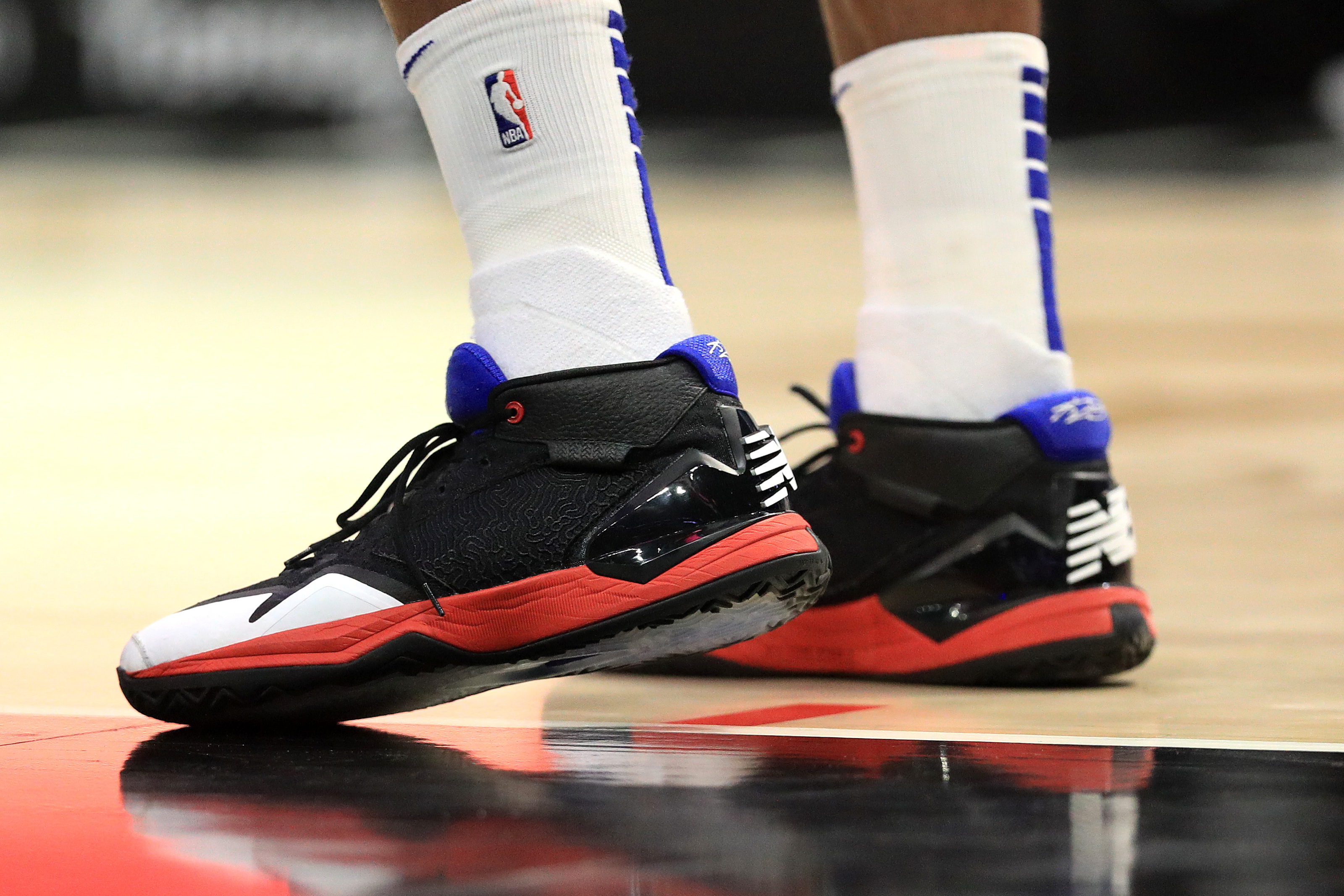 Clippers' Kawhi Leonard's sneaker brand, New Balance partners with NBA